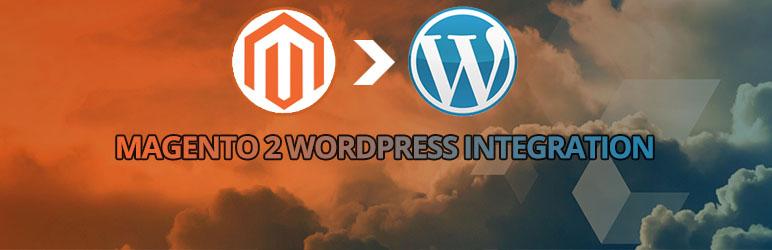 Magento 2 Интеграция с WordPress