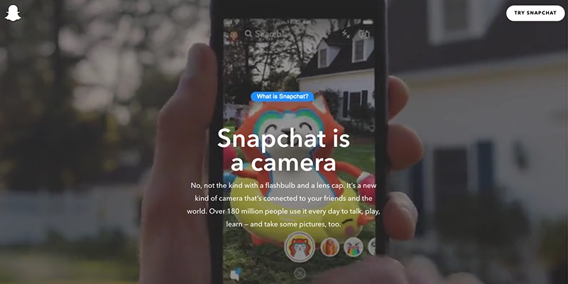 Messaging Apps to Drive Traffic to Your WordPress Site: SnapChat