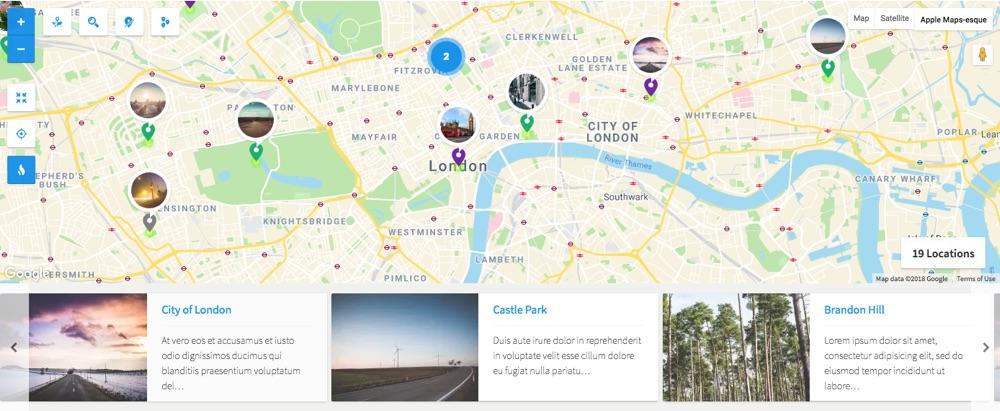 Best Mapping Plugins: ProgressMap