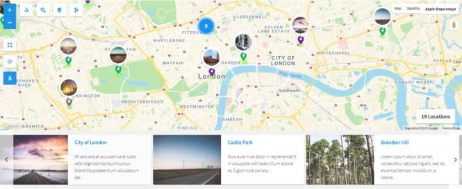Meilleurs plugins de cartographie: ProgressMap