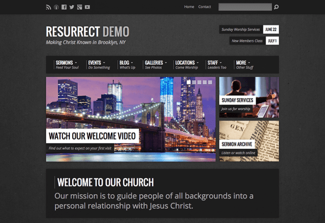 resurrect-church-charity-wordpress-theme