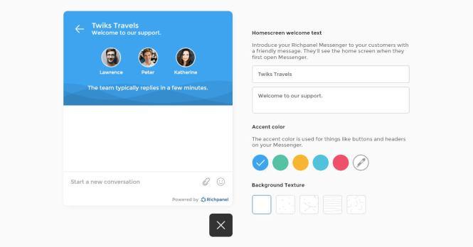 Plugins WordPress Helpdesk: Chat en direct Richpanel WooCommerce