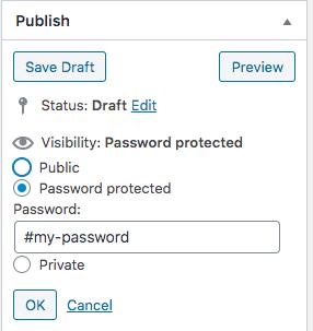 Moniteur de téléchargement simple: protégé par mot de passe