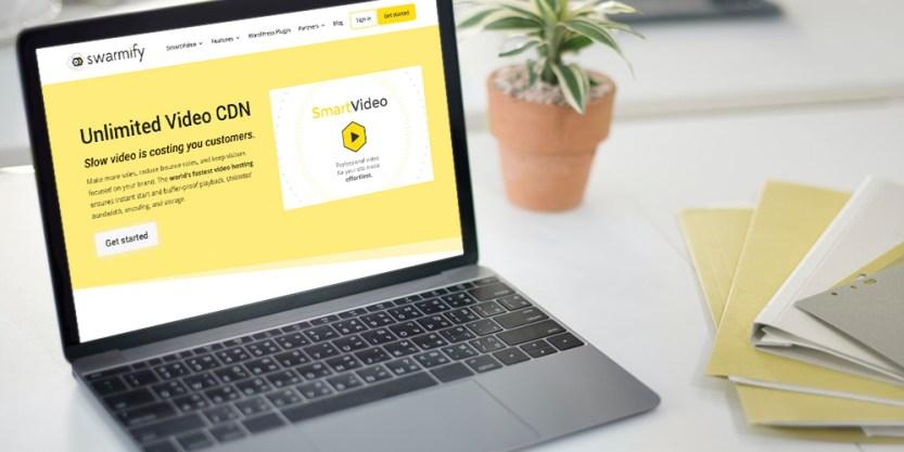 Swarmify SmartVideo: Blazing Fast Videos for WordPress