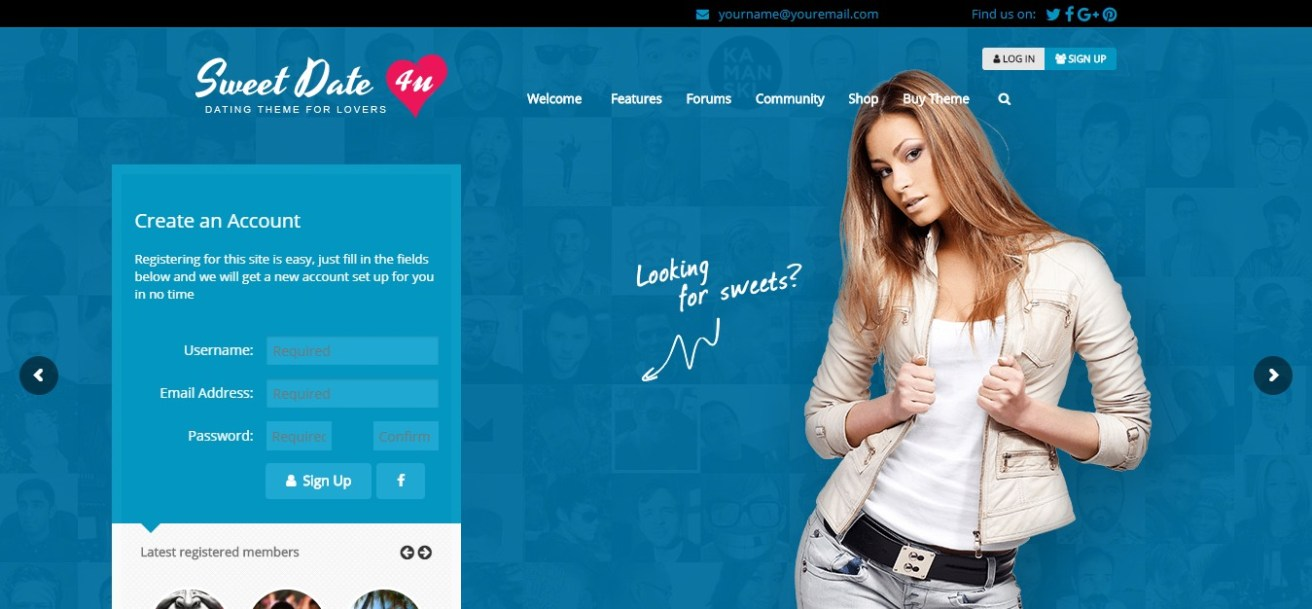 sweedate-dating-wordpress-theme
