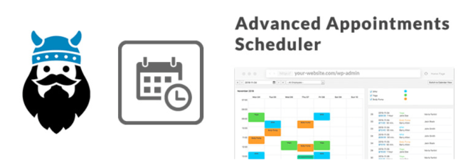 services vikappointments réservation calendrier plugin wordpress