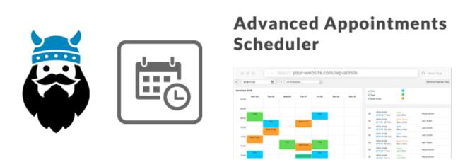 services vikappointments réservation calendrier plugin wordpress