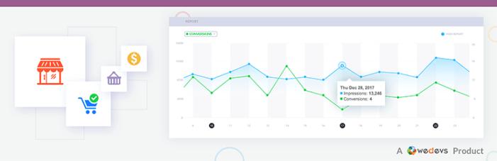 Seguimiento de conversiones de WooCommerce Plugin gratuito de WordPress