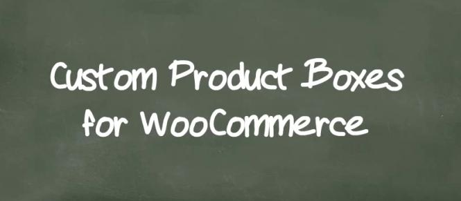 Ensembles assortis (boîtes de produits personnalisés) pour WooCommerce