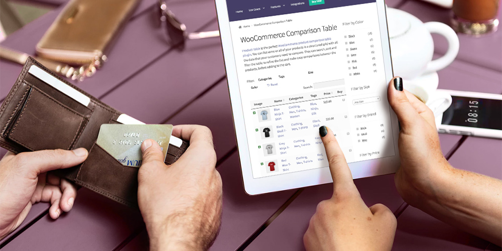 WooCommerce Product Table: Improve Your Store & Increase Sales