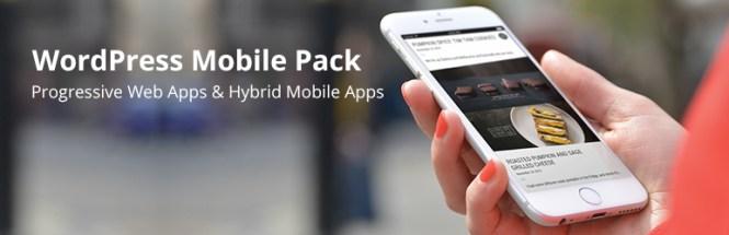 Plugin WordPress Mobile Pack