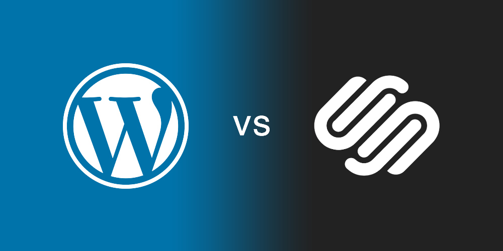WordPress vs Squarespace: Differences and Features
