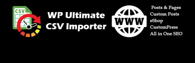 Ultimate CSV Importer Plugin
