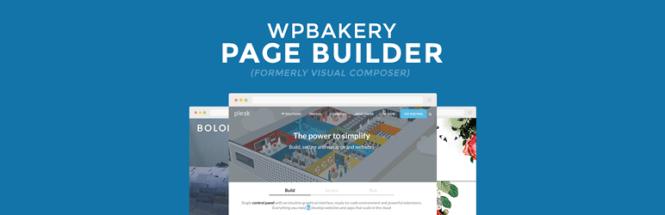 Générateur de pages WPBakery