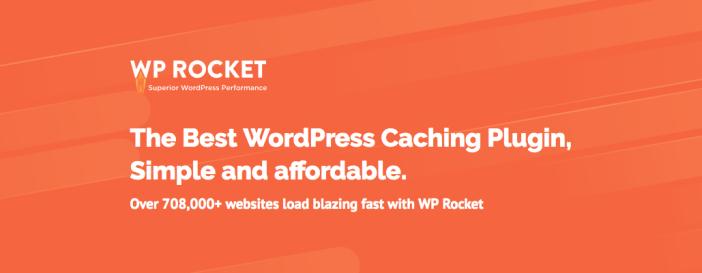 WP Rocket WordPress Caching Plugins