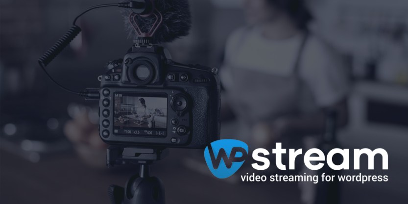 WpStream: Easy Live Streaming with WordPress