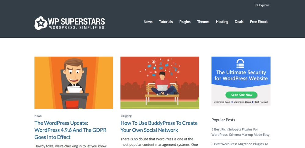WordPress Blogs You Should Follow - WPsuperstars