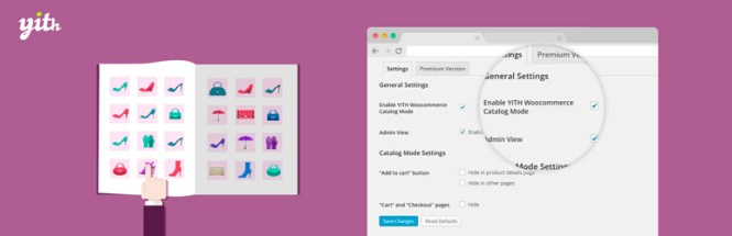 Télécharger YITH Catalogue WooCommerce en mode Plugin WordPress gratuit
