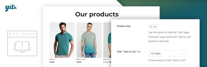 YITH Mode catalogue WooCommerce