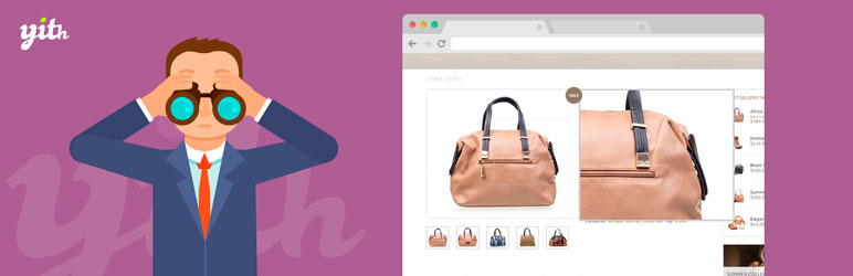 YITH WooCommerce Zoom Magnifier Free WordPress Plugin