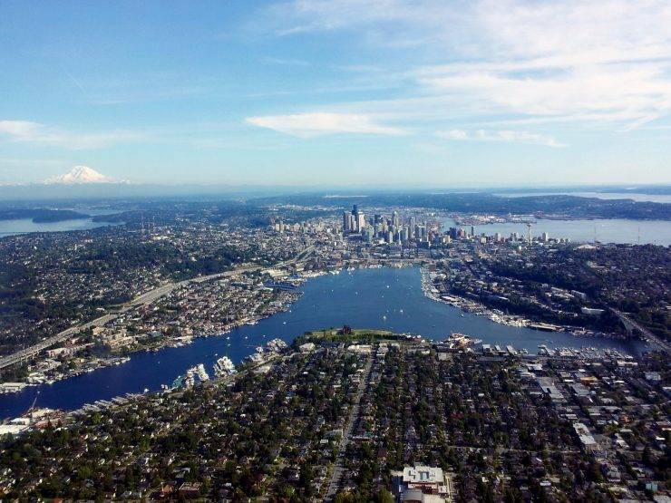 seattle-aerial