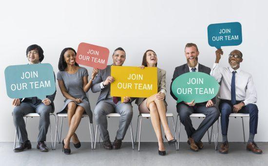 Hiring,Career,Employment,Human,Resources,Concept