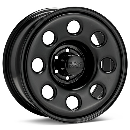 Black Rock Wheel
