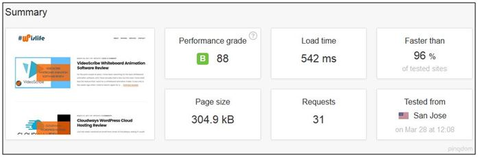 , WordPress Speed Optimization: 3 Actionable Tips To Achieve Sub 1s Page Speed