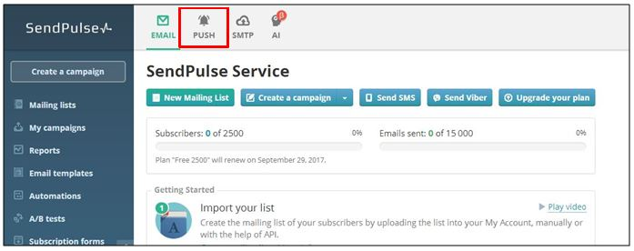 , SendPulse Web Push Notification for WordPress Review