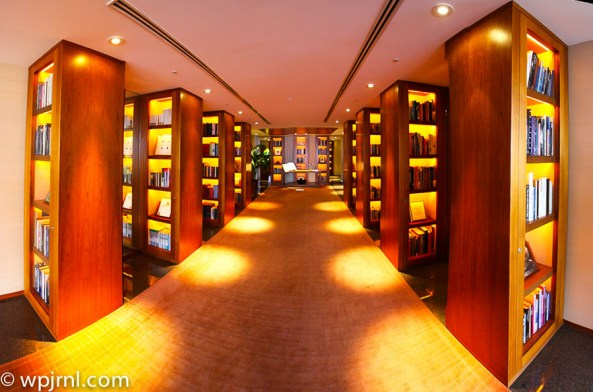 The Library - Park Hyatt Tokyo