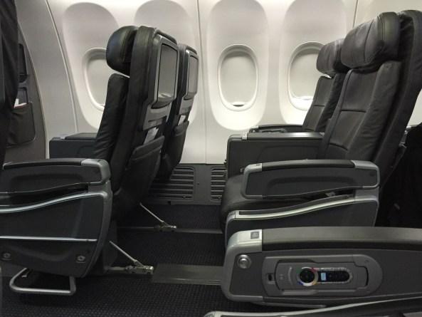 aa new seats