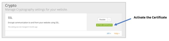 How to setup Cloudflare Flexible SSL on your WordPress website