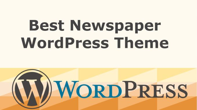 Best Newspaper WordPress Themes