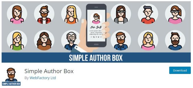 6 Awesome WordPress Author Bio Plugin
