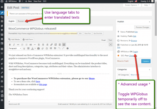 wpglobus-edit-post How to Build a Multilingual Site in WordPress
