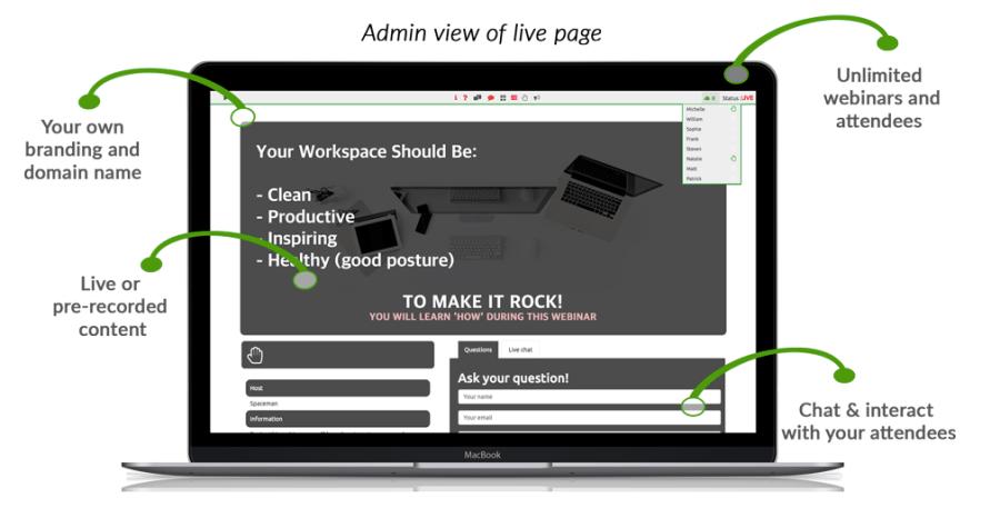 WP WebinarSystem