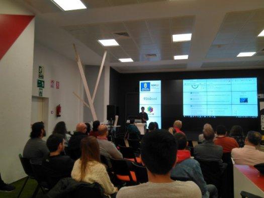 Meetup de Lorenzo Giuntini sobre SEO
