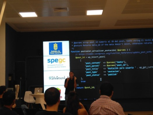 Meetup de Ted Stresen-Reuter sobre tests automatizados