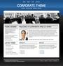 Tema Corporate per WordPress