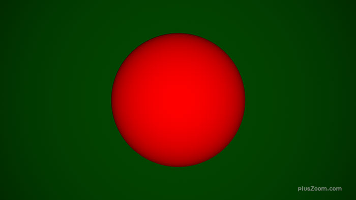 3d Wallpaper South Africa Bangladesh Flags