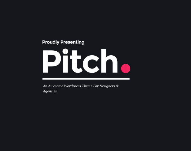 Pitch - WordPress Animation Themes