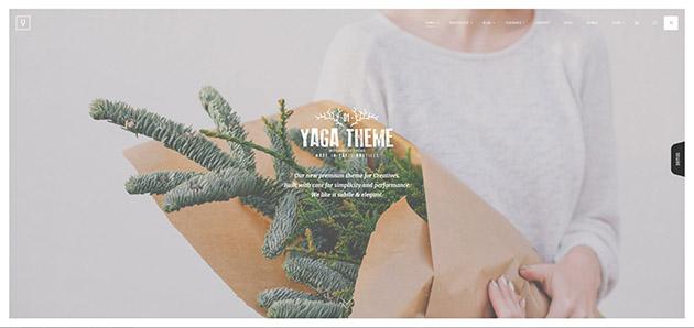 Yaga - Multipurpose WordPress Theme
