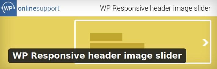 WP Responsive Header Image