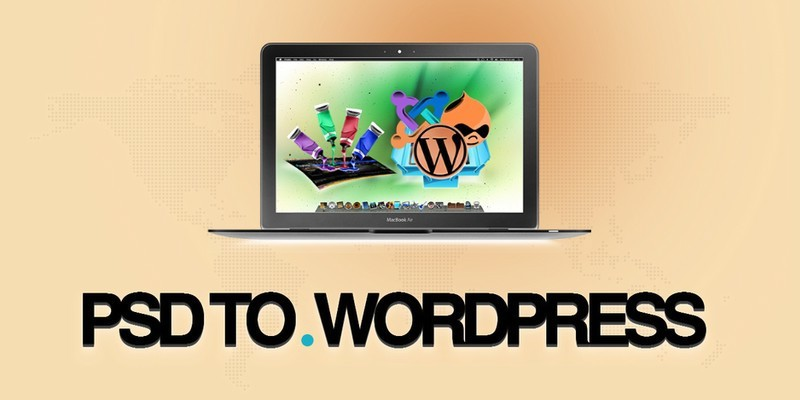 The Ultimate Website Solution – PSD to WordPress