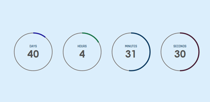 CountDown Timer WordPress Plugin