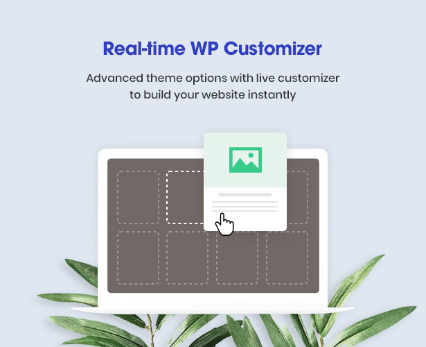 Consultek Real time Customizer- corporate Business WordPress Theme