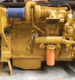 caterpillar 3406c dita industrial engine [ 1136 x 850 Pixel ]