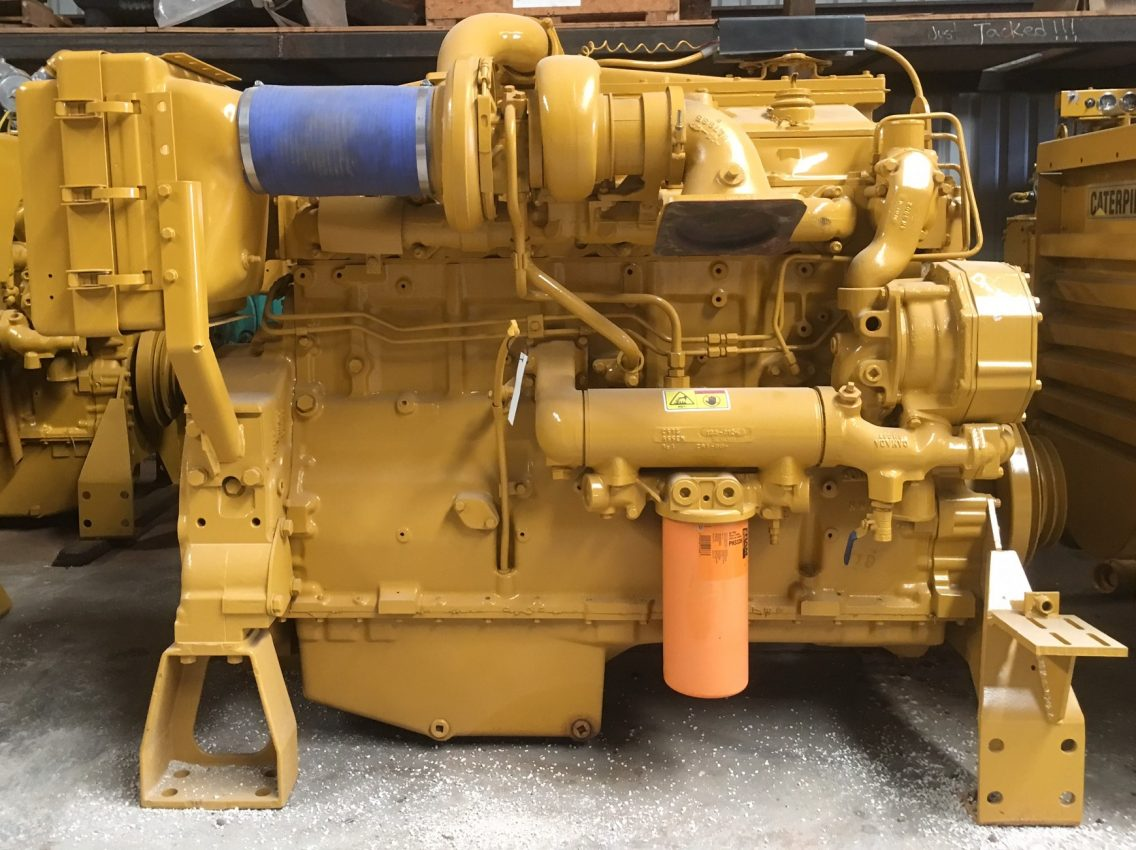 hight resolution of caterpillar 3406c dita industrial engine