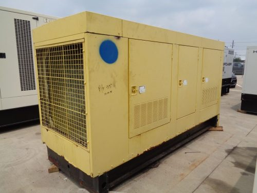 small resolution of caterpillar 3406c generator set