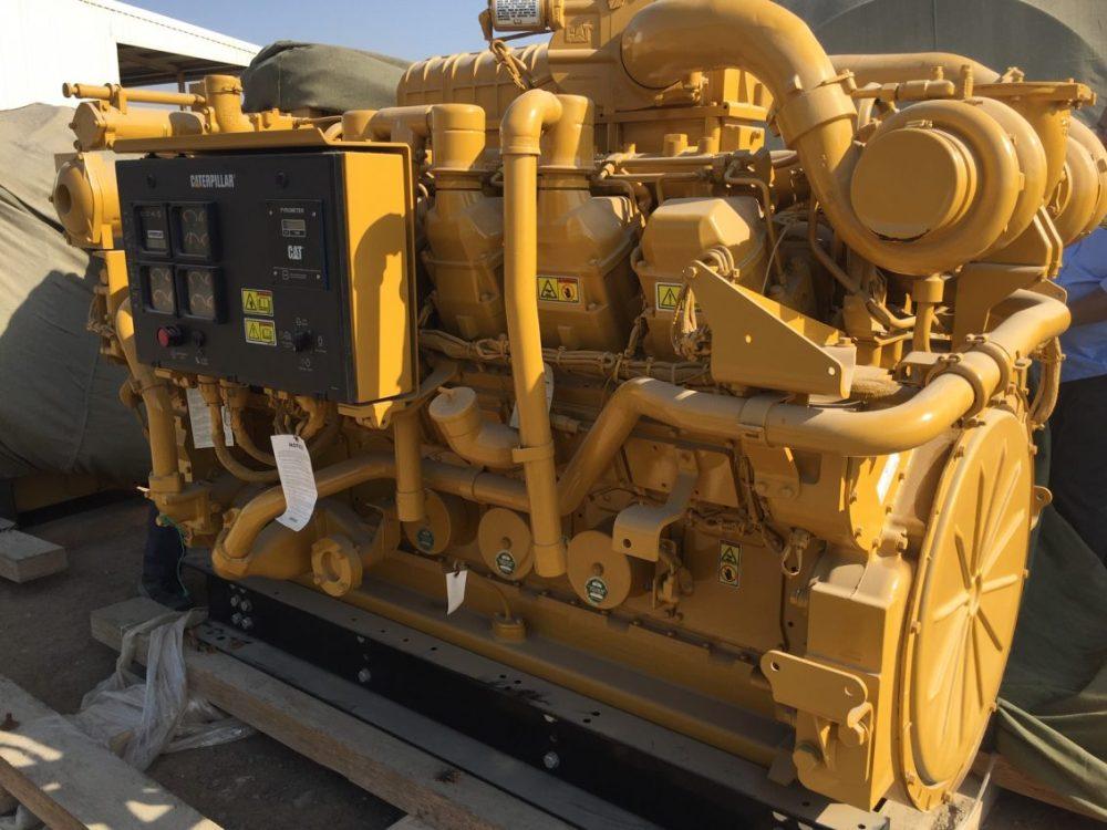 medium resolution of caterpillar 3512b petroleum land drilling engine unused